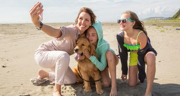 Urlaub mit Hund mit der ganzen Familie erleben